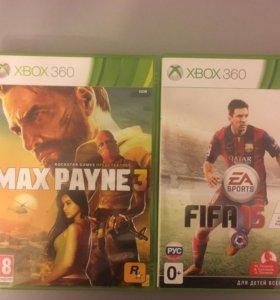 Макс Пейн 3 и ФИФА 15