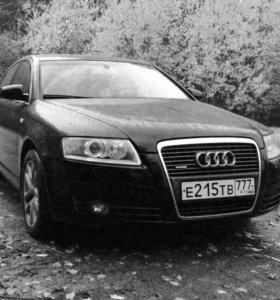 Audi a6c6 мкпп (механика) 3.2