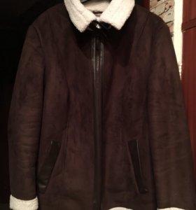 Куртка типа дубленки
