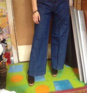 Брюки / джинсы клёш