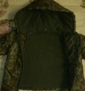 Куртка р 86  Весна осень