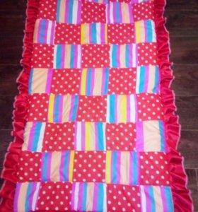 Детский коврик в кроватку. Шью под заказ и в налич