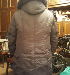 Куртка на синтепоне р.58-60