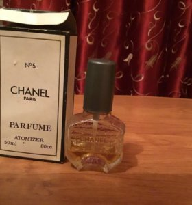 Флакон от духов Chanel 5