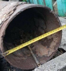 Труба 5м диаметр 22см