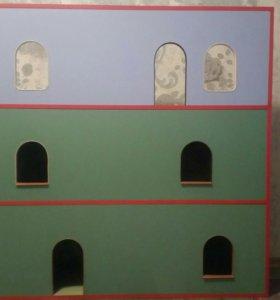 Кукольный домик+доставка