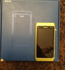 Мобильный телефон Nokia N8