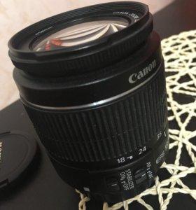 KIT Объектив Canon EF-S 18-55 (со стабилизацией)
