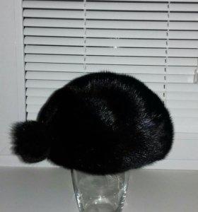 Зимние норковые шапки