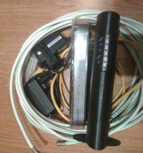 Wi-Fi роутер и модем