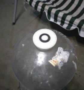 Пластиковая тара 30л