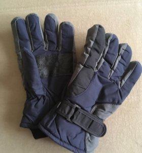 Перчатки мужские новые