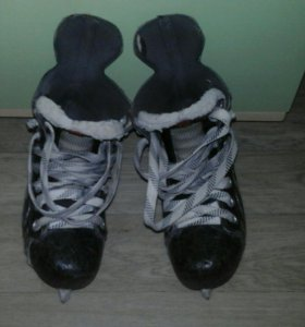 Коньки хоккейные полупрофессиональные Bauer X60