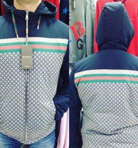 Куртка новая Gucci