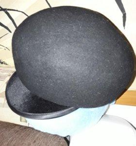 кепка женская фетровая