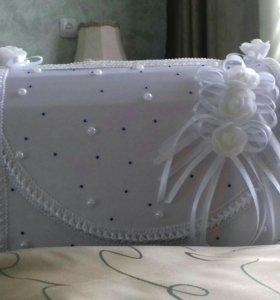 Свадебный сундук для даров
