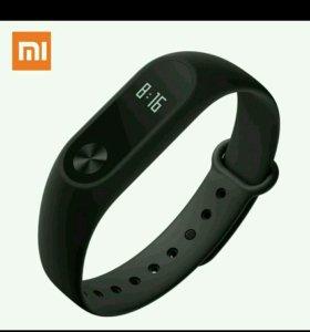 Фитнес браслет Xiaomi miband2.Евроверсия