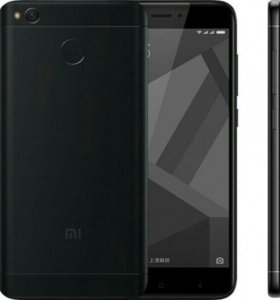 Redmi 4X (3+32 Gb) black черный Xiaomi в наличии
