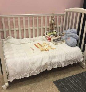 Кровать Lapsi