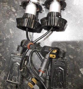 Светодиодные лампы Interpower LED H4 G6 Z-ES
