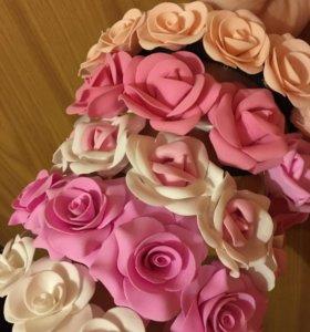 Венки цветочные