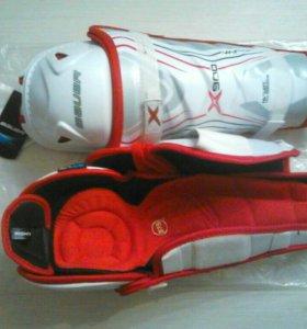 """Хоккейные щитки Bauer X900 Sr 16"""""""