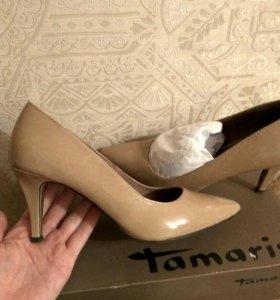 Туфли-лодочки Tamaris