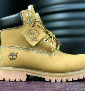 ➕ Ботинки Timberland Зима