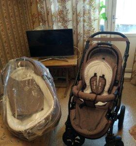 Коляска Baby-Merc ZIPY-Q 2 в 1
