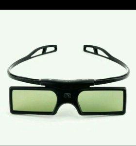 3D очки-активные