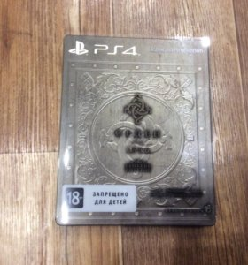 PS4 Order 1886 Limited Edition