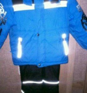 Зимний костюм kerry 98-104