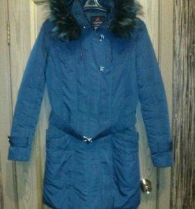 Куртка зимняя женская р 46-48