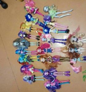 Куклы монстряшки оригинальные