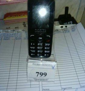 Телефон alcatel 1020d