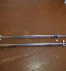 Металлические гардины 2 штуки