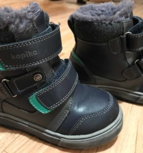 Зимние ботинки Капика, 27 р-р