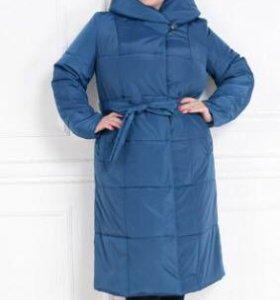 Пальто утепленное 50-54