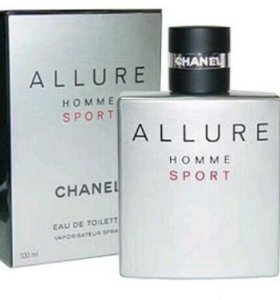 Allure Homme Sport Chanel 100мл
