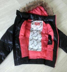 Пуховик-куртка оригинал Puma