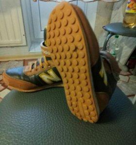 зимние ботинки-кроссовки на 5-6лет