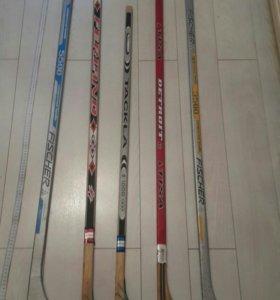 Клюшка хоккейная  каждая по500