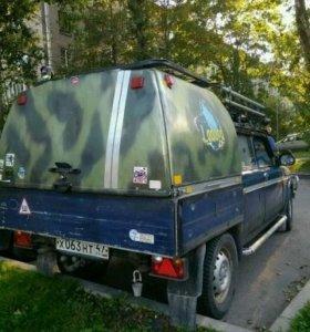 Нива- фургон