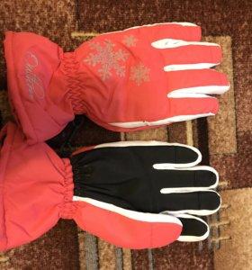 Новые перчатки