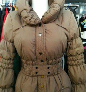 Новая куртка- пуховик