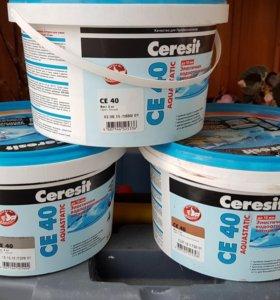 Затирка Ceresit для плитки