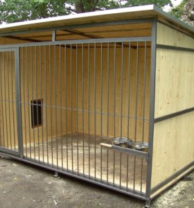 Вольер для собак 2х3 м