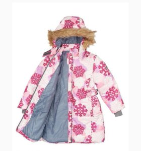 Зимнее пальто фирмы Huppa (утеплителя 300гр.)