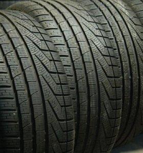 БУ 4 шт R17 205/40 Pirelli Winter 240 Sottozero 2