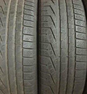 БУ 4 шт R16 205/55 Pirelli Winter 240 Sottozero 2